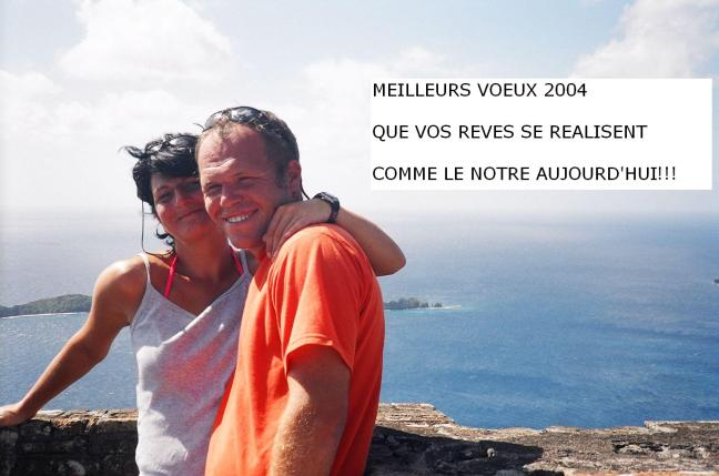 VOEUX 2004